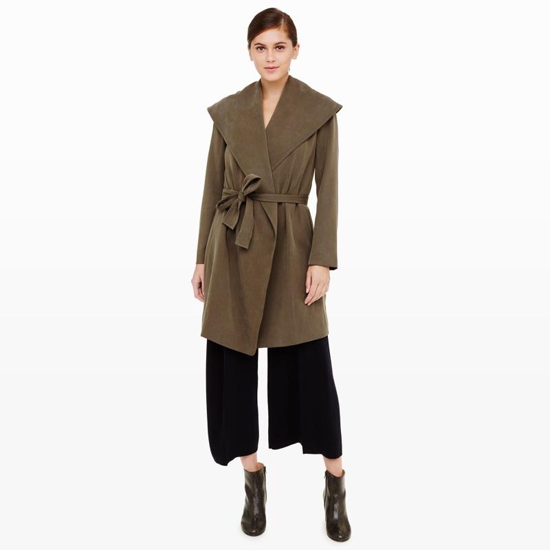 Club Monaco 2016 Feminine Winter Coats