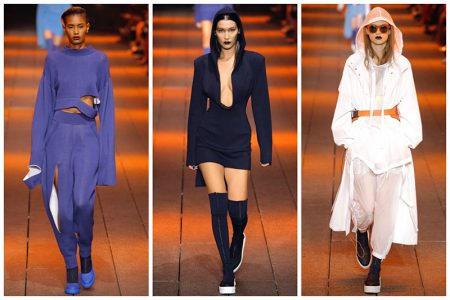 DKNY Looks to the Future for Spring 2017