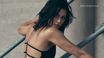 Jenna Dewan Tatum Channels Her Dancing Days in Danskin Ads