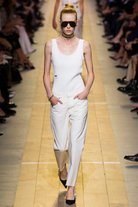Dior Gets a New Uniform for Spring 2017