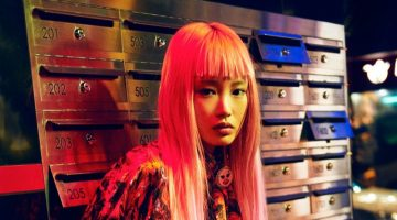 Fernanda Ly Lights Up the Pages of Grazia Australia