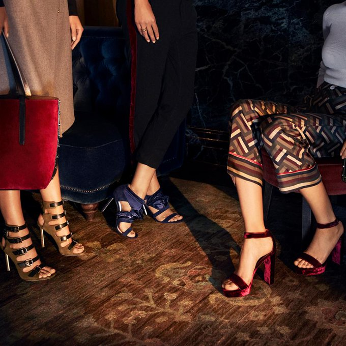 Just Landed: Jimmy Choo's Glamorous Fall Shoe Collection