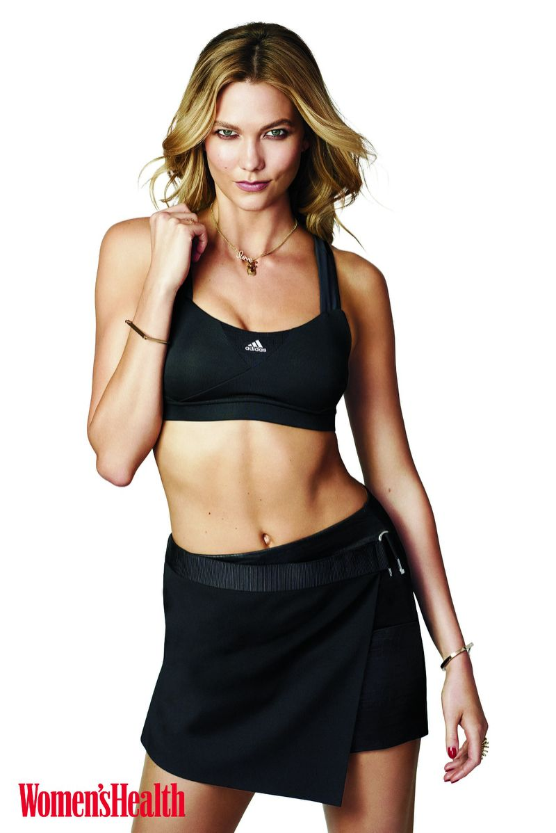 Karlie Kloss Shows Off Her Toned Figure for Women's Health