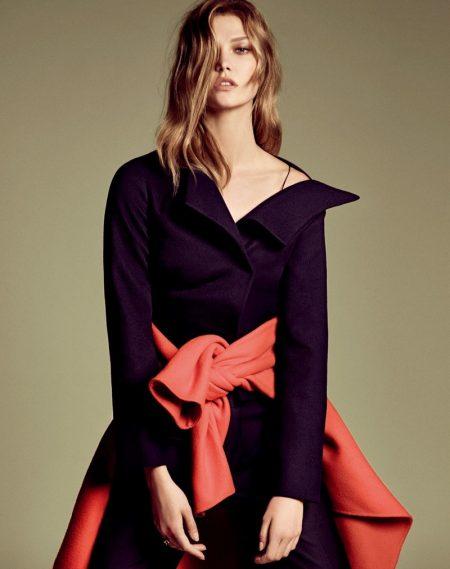 Karlie Kloss Looks Super Glam for W Korea Cover Spread