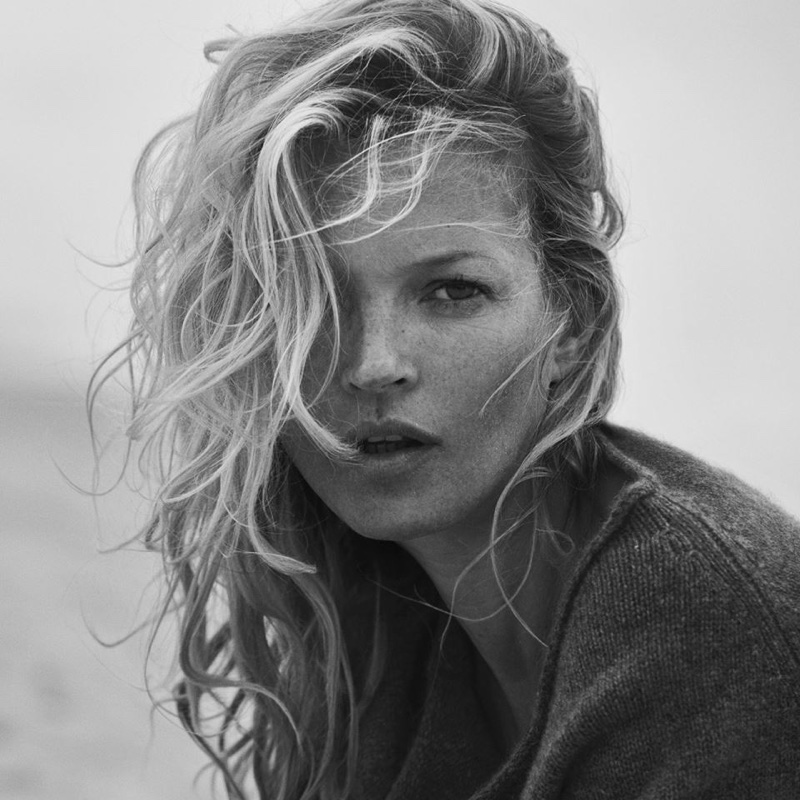 Kate Moss for Naked Cashmere