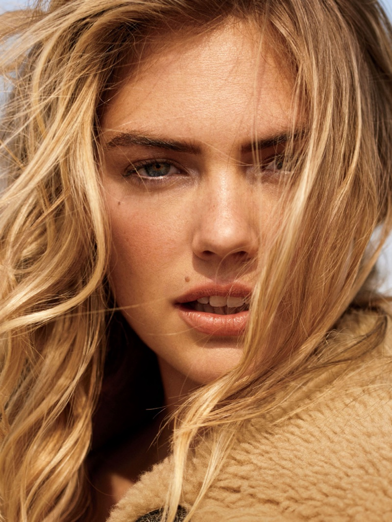 Kate Upton Stars in Glamour, Talks Having Body Confidence