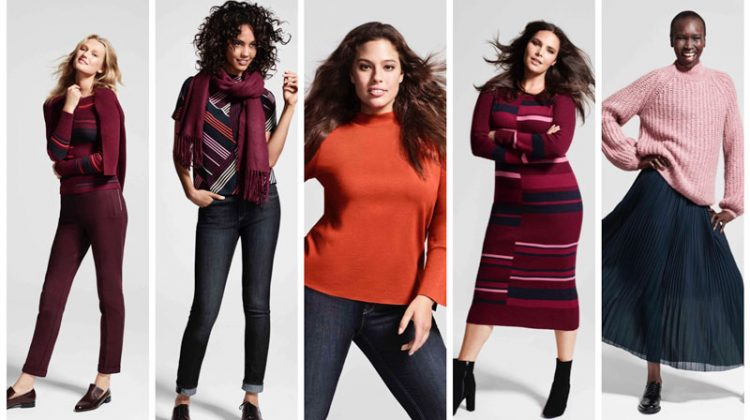 Lindex Taps A Diverse Group Of Models For Fall Campaign