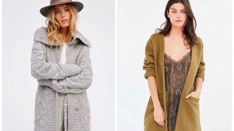 Sweater Season: 10 Long Cardigans to Stay Cozy In
