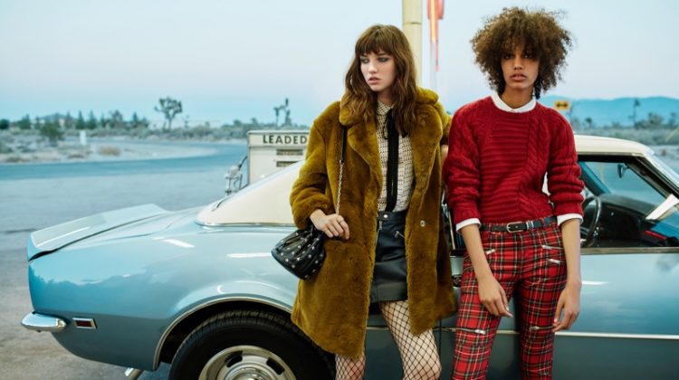 Mango Takes a Road Trip with Its October Campaign
