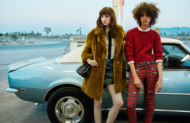 Mango takes a road trip with its October 2016 campaign