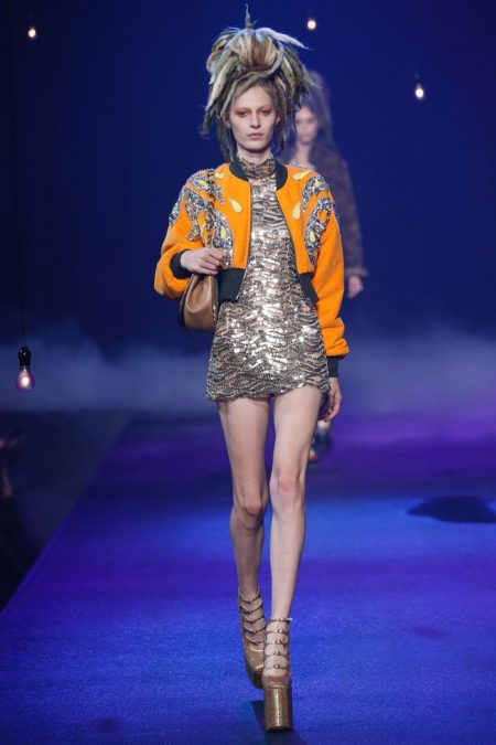 Marc Jacobs Makes Raver Fashion for Spring 2017