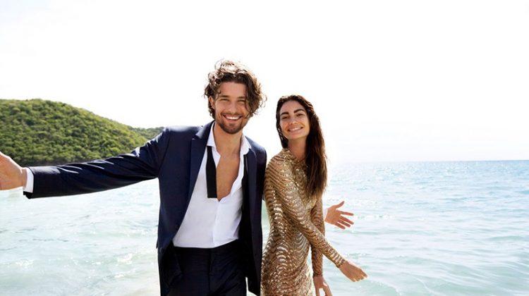 Lily Aldridge Has a Caribbean Getaway for Michael Kors 'Wonderlust' Fragrance