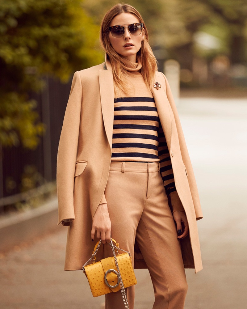 Olivia Palermo Steps Out in Style as Banana Republic's New Ambassador
