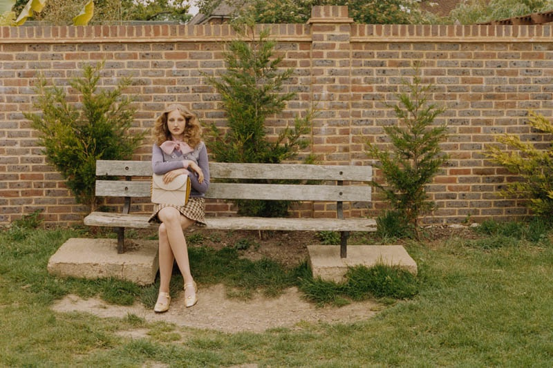 Orla Kiely spotlights signature whimsical style for fall 2016