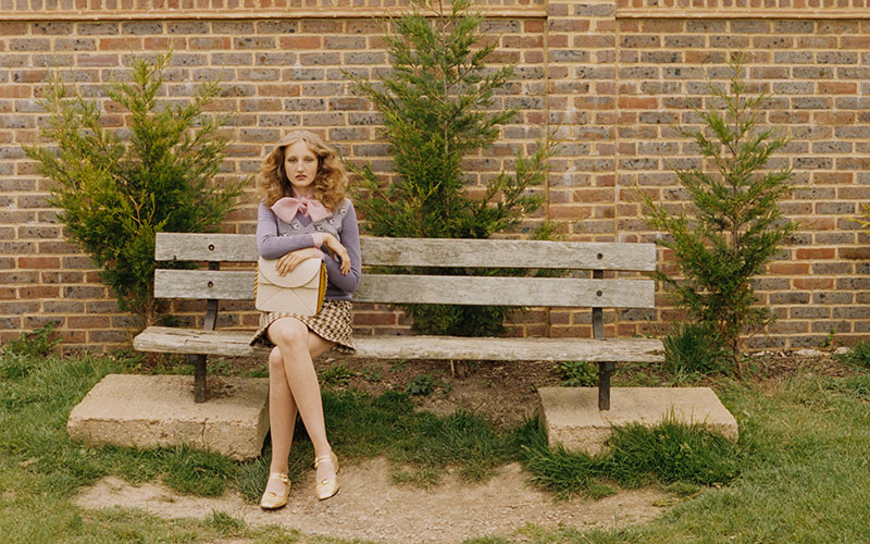 Orla Kiely Heads to the Suburbs for Fall 2016 Campaign