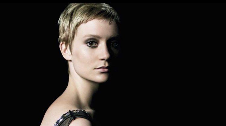 Mia Wasikowska & Mia Goth Stun for Prada's 'La Femme' Fragrance Ads