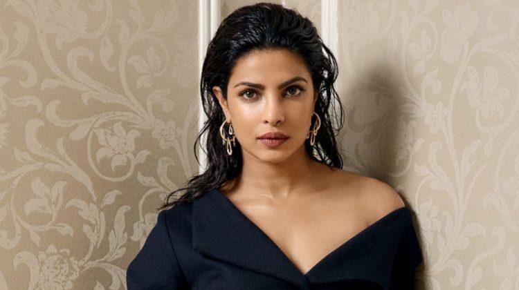 Priyanka Chopra Looks Divine in Dior for Harper's Bazaar India