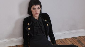 New Arrivals: Saint Laurent Spotlights Rock & Roll Looks for Fall