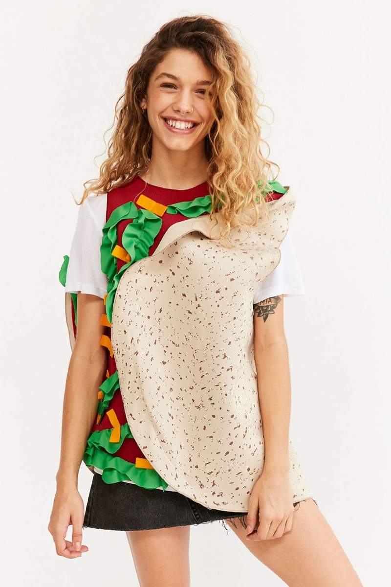 Urban Outfitters Taco Costume