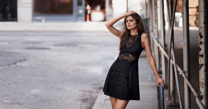 Taylor Hill stars in Thakoon's fall-winter 2016 campaign