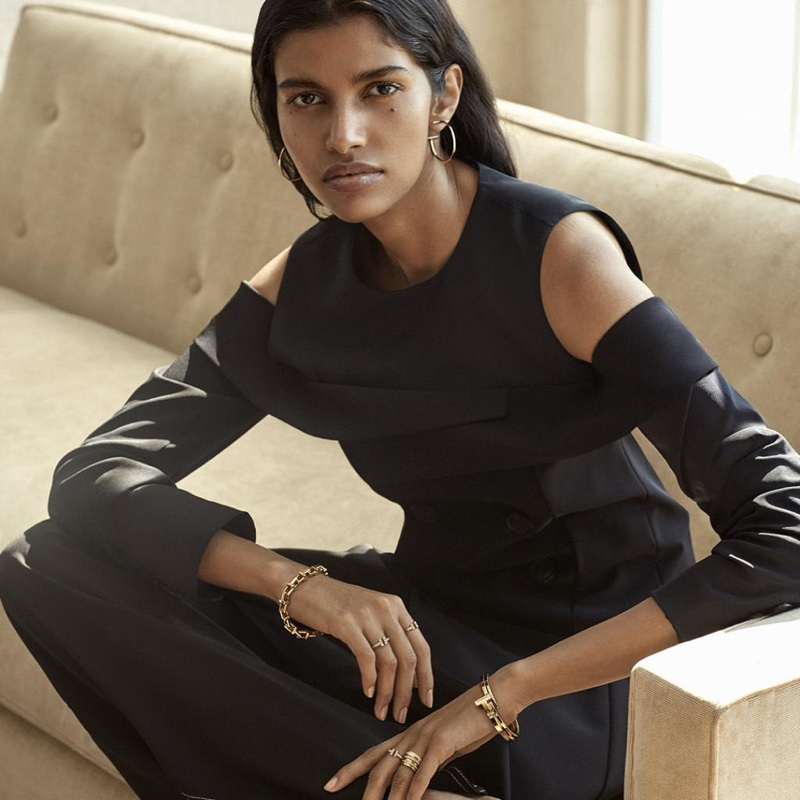 Just Landed: Tiffany & Co's Modern-Classic 'T' Collection
