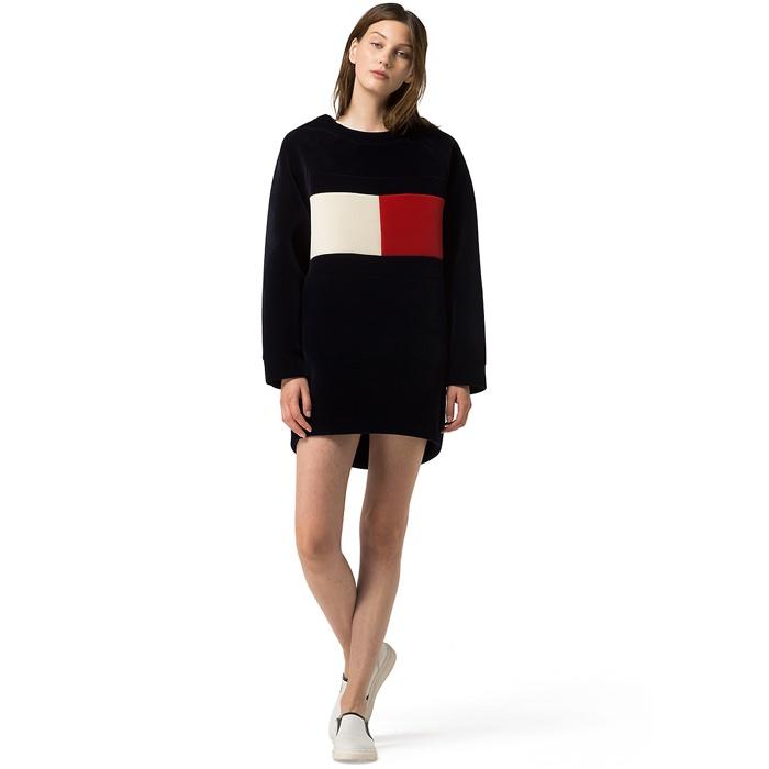 Tommy Hilfiger Collection Scuba Dress