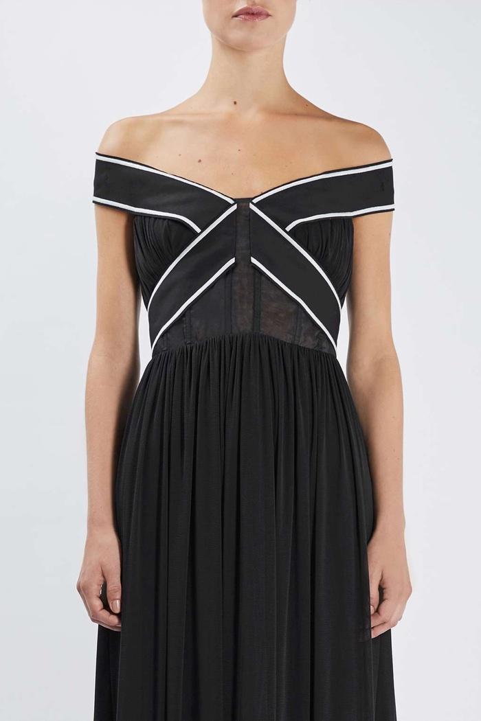 Topshop Unique Constance Dress