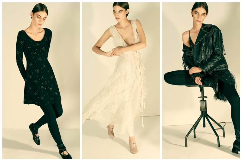 Channel Your Inner Ballerina in Valentino's Fall Collection