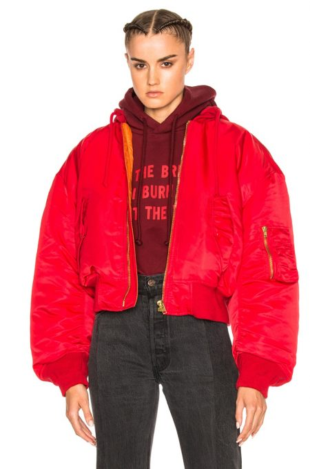 New Arrivals: Vetements' Statement Making Fall Collection Lands