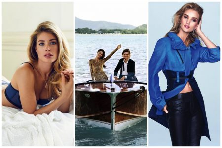 Week in Review | Doutzen Kroes ' New Gig, Rosie Huntington-Whiteley's Latest Cover, Lily Aldridge for MK + More