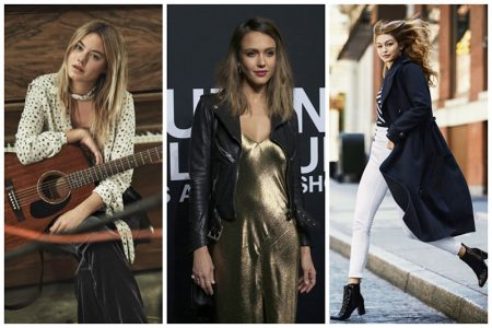 Week in Review | Gigi Hadid Poses in NYC, Jessica Alba's Beauty Looks, Mango's New Campaign + More