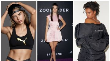 Week in Review | Kendall Jenner's New Vogue Cover, Rihanna for CR Fashion Book, Cara D Poses for Puma + More