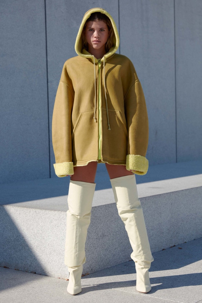 Yeezy Season 4 Spring / Summer 2017 Lookbook