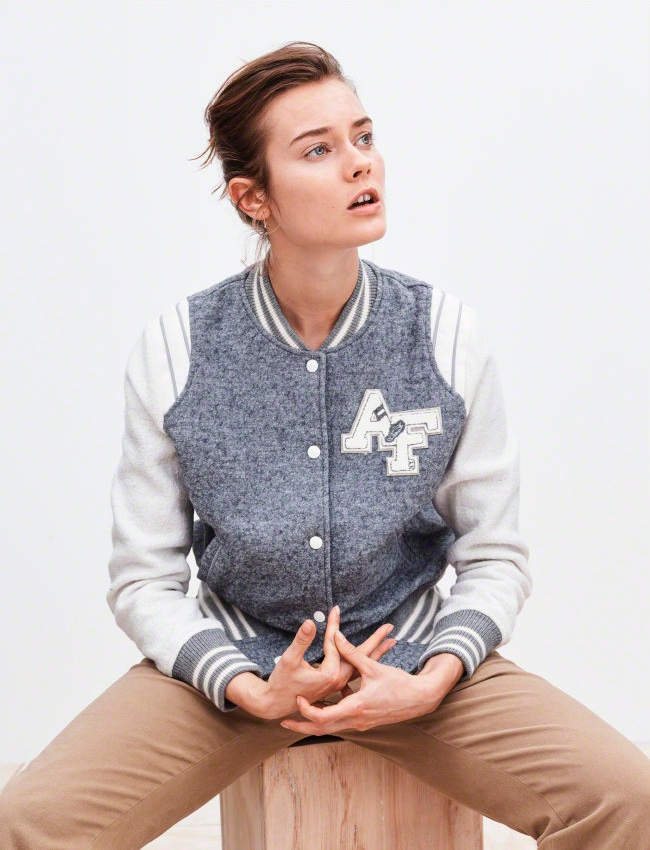 Abercrombie Fitch Tomboy Trend Lookbook Shop Fashion Gone Rogue