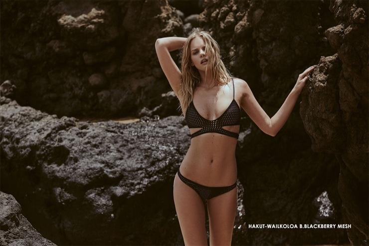9cc9febfe28 Marloes Horst stars in Acacia s 2017 swimsuit lookbook