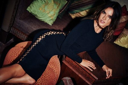 Alessandra Ambrosio Collaborates with REVOLVE on Boho Chic Collection