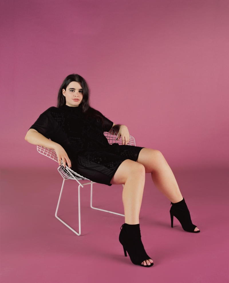 Barbie Ferreira Unretouched Missguided Campaign