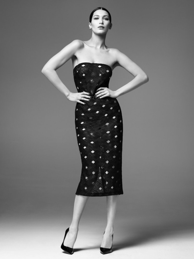 Bella Hadid stars in Misha Gold 2016 campaign