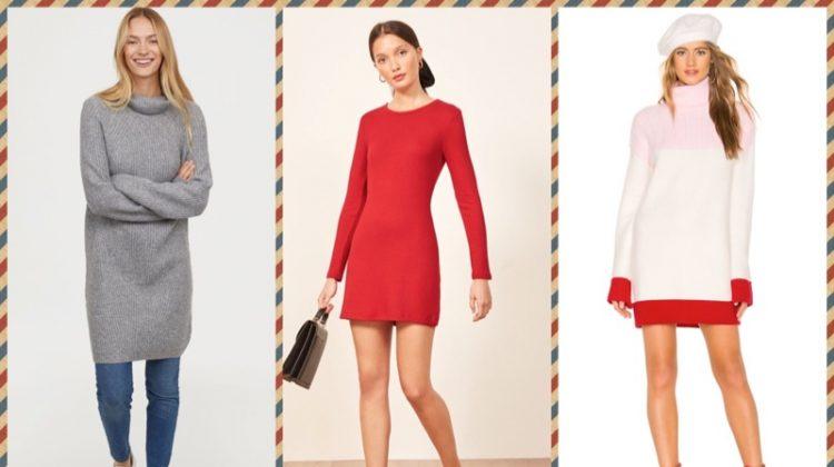 Keeping It Cozy: Stay Warm In a Chic Sweater Dress