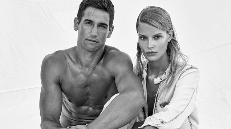 Exclusive: Alena Blohm & Bryce Thompson in 'Me & You' by Justin Polkey