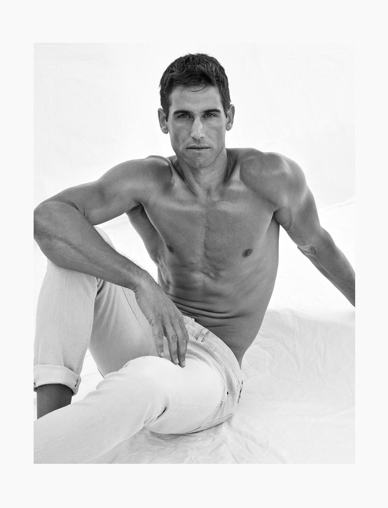 Bryce Thompson wears Calvin Klein Jeans