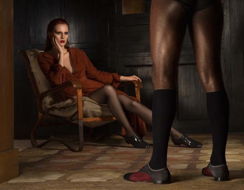 Christian Louboutin gets provocative for Woman on Top collection
