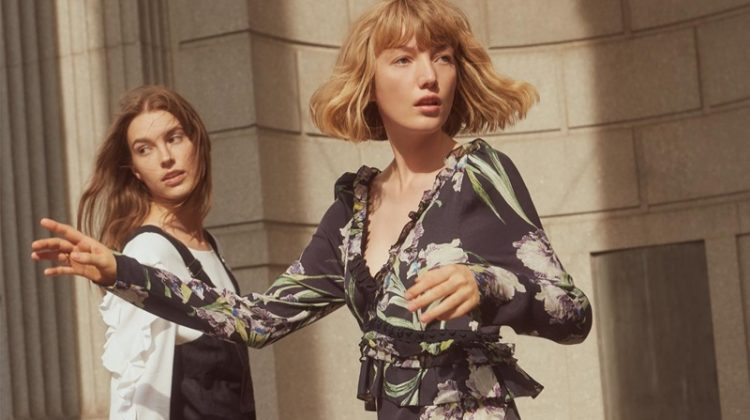 Club Monaco Makes Moves with Fall 2016 Campaign