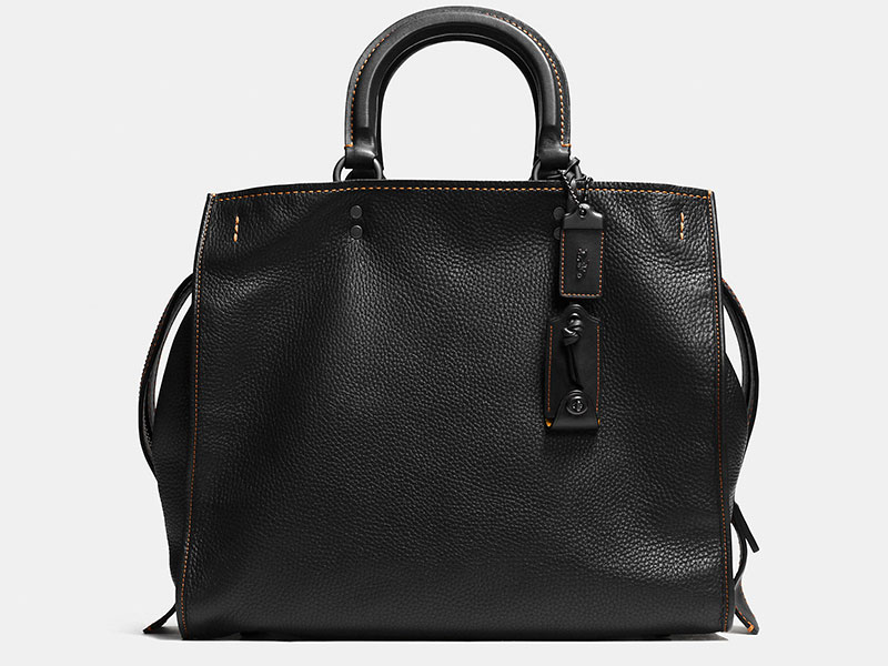 Coach Rogue Bag 36 Glovetanned Pebble Leather