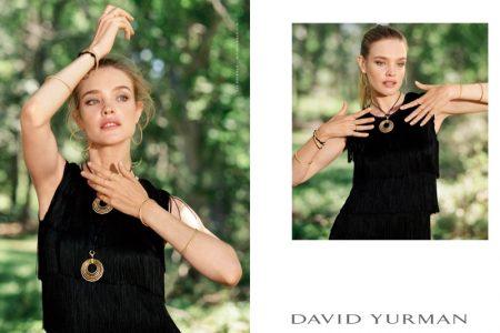 Natalia Vodianova Leads David Yurman's Charming Holiday Campaign