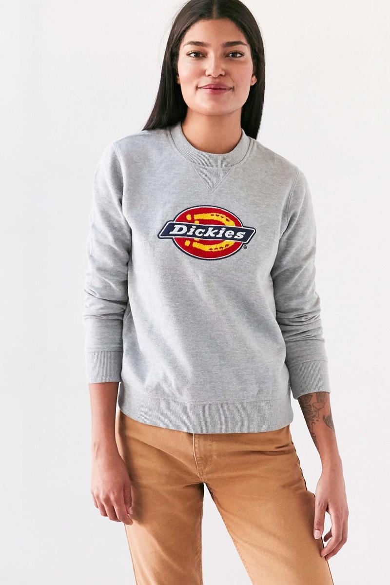 Dickies Logo Pullover sweater
