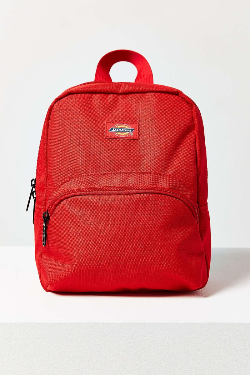 Dickies x Urban Outfitters Mini Backpack in Red