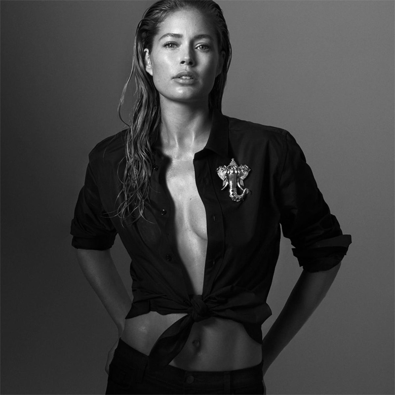 Doutzen Kroes stars in #KnotOnMyPlanet Tiffany & Co. campaign