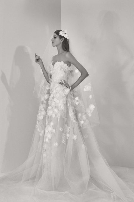 Elie Saab's Fall 2017 Bridal Collection is Absolutely Jaw-Dropping