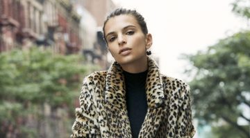 Emily Ratajkowski Looks Beyond Stylish in Express' New Arrivals